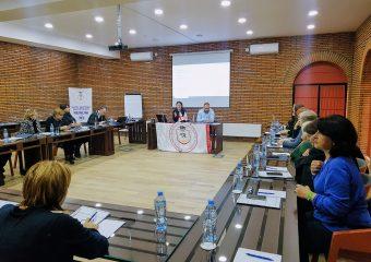 საერთაშორისო ტრენინგ-შეხვედრა