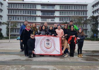 სტუმრად არისტოტელეს უნივერსიტეტში