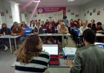 Meeting of the working group